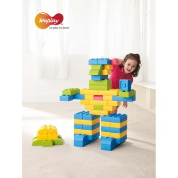 WePlay  Soft Blocks - 32 pcs